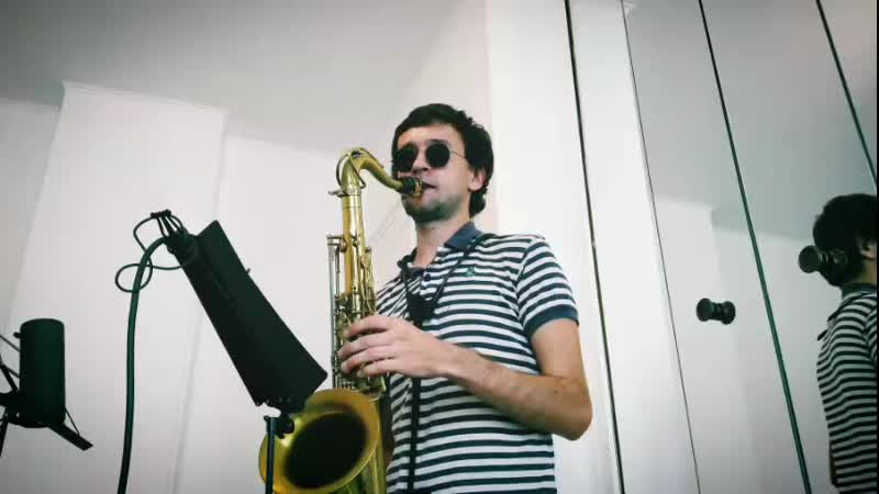 Spain played by IS ILFAT SADYKOV tenor saxophone