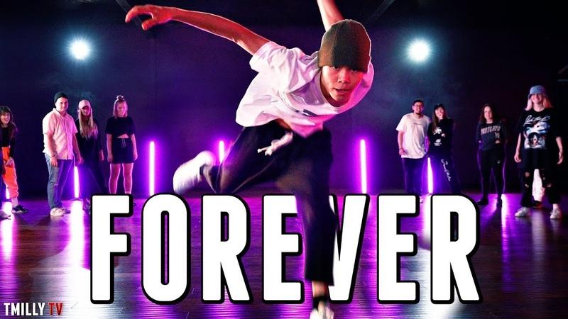 Justin Bieber Forever Choreography by Jake Kodish ft Sean Lew Gabe DeGuzman Sheaden Gabriel