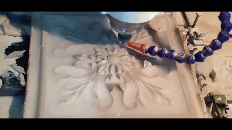 Cnc 3d stone marble granite engraving machine, cnc router for 3d stone marble granite cutting_0.mp4