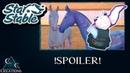 SSO !SPOILER! - Magic Akhal Teke and pandorian manta ray pet Kampos and Tellina