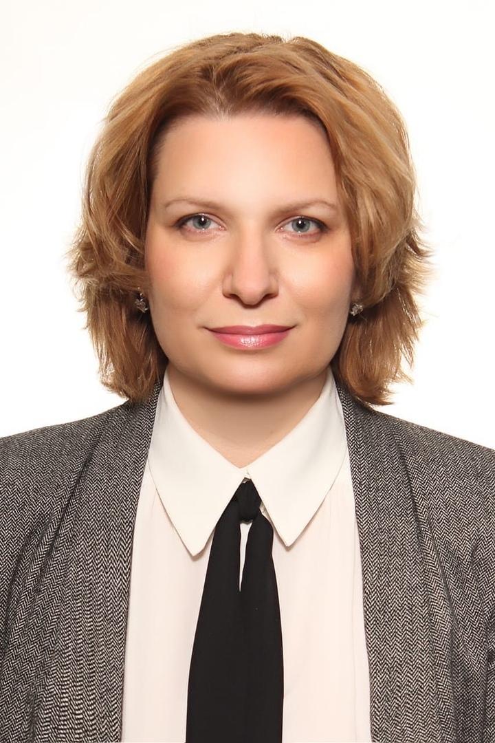 управляющий делами Администрации Таганрога Ирина Войцеховская