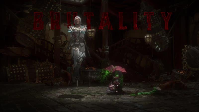 Brutality Фуджина Классика Mortal Kombat 11