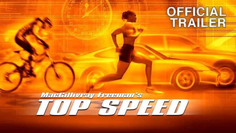 TOP SPEED Official Movie Trailer IMAX film with Porsche