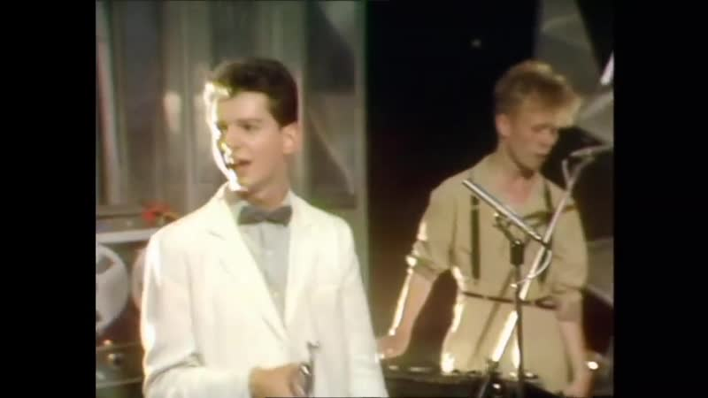 DEPECHE MODE Just Can't Get Enough 1981