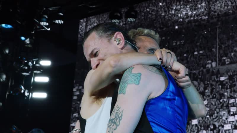 Depeche Mode Just Can't Get Enough Live Spirits