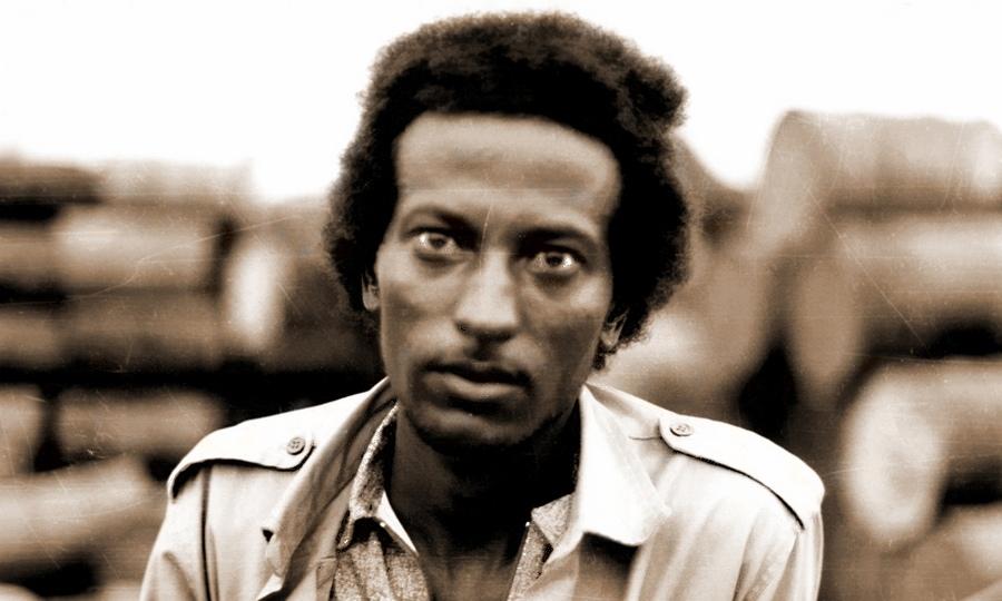 Один из командиров эритрейских повстанцев. Массауа, Эритрея, 1990 год