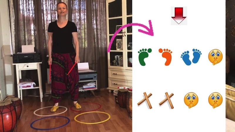 Rhythm for preschool children Okul Öncesi Ritim