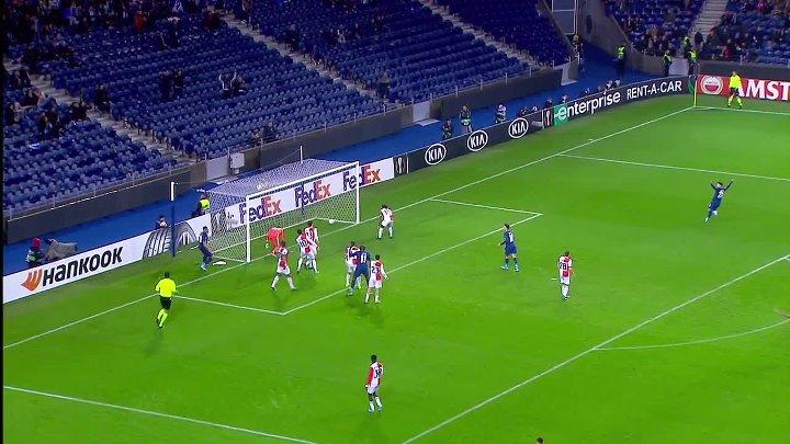 FC Porto 3-2 Feyenoord (Resumo)