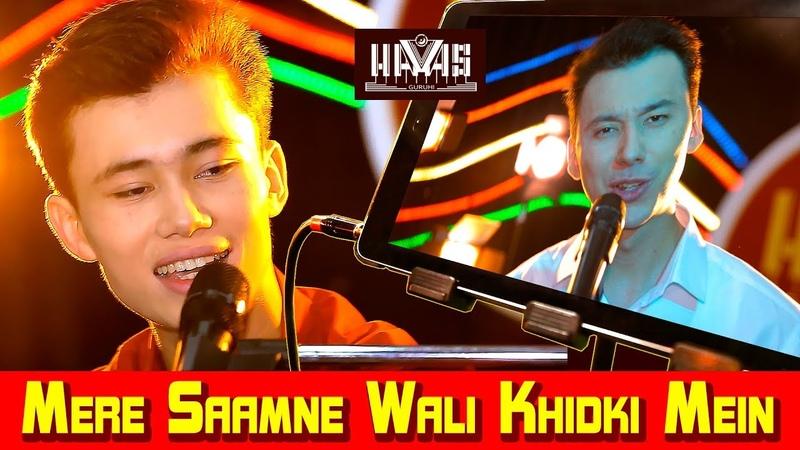 Mere Samne Wali Khidki Mein HAVAS guruhi Padosan Kakhramon Cover 2019 HD