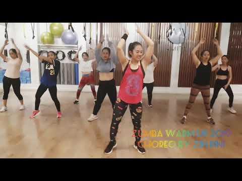 Zumba Fitness Warm Up 2019 Zmixes Amine DJ Basel Choreography by Rini