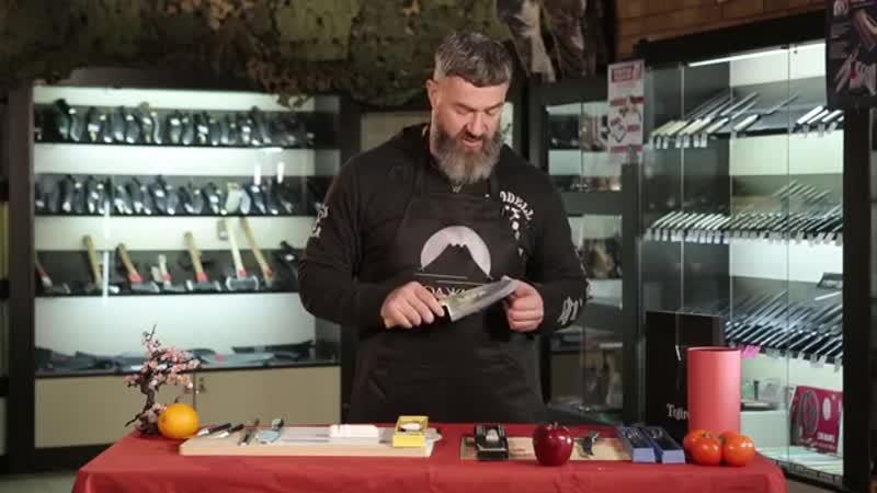 Нетиповые ножи для кухни