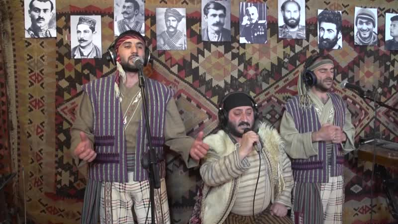 Andranik Manukyan GATA band feat. Jora Barsegyan Hrayr Surmaleci - Andranik Pasha